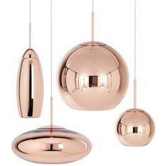 Copper Pendant Light Series - A+R Store