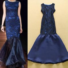 Top Quality New 2016 Fashion Design Style Long Dress Women Lace Patchwork Slim Sexy Hip Package Mermaid Long Dress Red Carpet Size: S/2/36:Bust 82cmWaist 66cmHip 80cmLength 142cm M/4/38:Bust 86cmWaist 70cm Hip 84cm Length 143cm L/6/40:Bust 90cm Waist 74cmHip 88cm Length 144cm 1inch=2.54cm Description More Quantity More Discount ! Combine Shipping and Drop Shipping are Supported!!!! ...