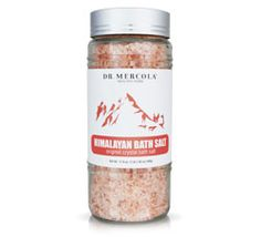 Discover why you may want to avoid using conventional salt. http://products.mercola.com/himalayan-salt/bath-salt.htm