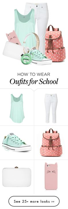 """Back to School!"" by gummybear178 on Polyvore"