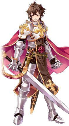 Ragnarok Lord Knight. Dis game is so much fun xD