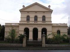 Castlemaine Court House