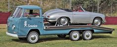 Coming soon, very special 1972 car hauler. Great for your business or to show off at any car event. Arrive in style!