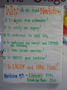 Life is Better Messy Anyway: Nonfiction Matters!
