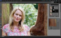 How to blur background detail in Photoshop Elements: Step 10