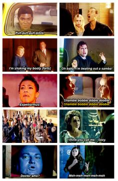 Can someone please make a YouTube video of all of the doctor who nonsense quotes pieced together I would love you forever and like you for always