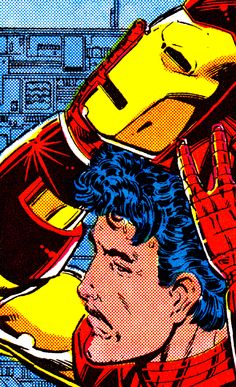 Iron Man #230 by Mark Bright & Bob Layton