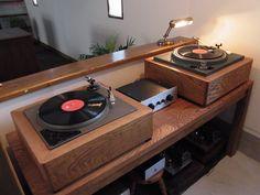 Audio Design, Audio Speakers, Internet Radio, Audio Equipment, Audio System, Turntable, Coffee Shop, Cool Stuff, Boats