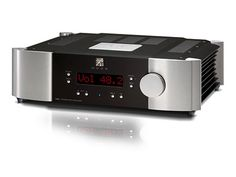 Sim Audio Moon 700i. Spent a few hours listening to this at a friends house. Incredible depth and power. Amazing integrated amp. , this series, on display @ Stereo passion International