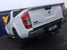 Engine of Nissan Navara PickupTruck 2015. New Model