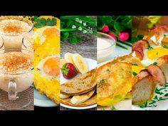 YouTube Top 5, Avocado Toast, Cooking, Breakfast, Ethnic Recipes, Food, Youtube, Banana, Baking Center