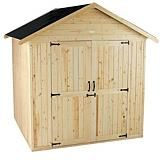 Yardworks Wood Garden Shed | Canadian Tire -- I need this.