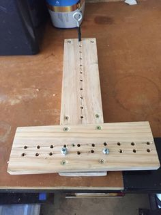 Image result for building a knife file jig