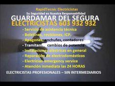 Electricistas GUARDAMAR DEL SEGURA 603 932 932 Baratos