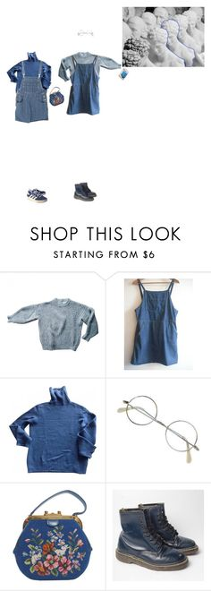 """""""Your words are unerring tools of destruction"""" by bloss-em ❤ liked on Polyvore featuring Étoile Isabel Marant, Louis Vuitton, Masquerade and Dr. Martens"""
