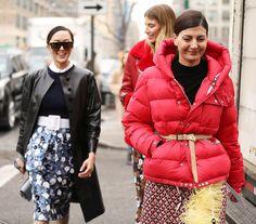 New York Fashion Week Fall 2017 Street Style by Leo Faria - Fashion Editorials