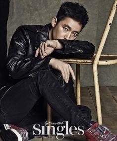 ♥ Jang Hyuk For Singles' September 2015 Issue | Couch Kimchi