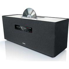 LOEWE SoundBox iPod dock, radio and CD player