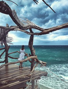 The perfect place #137 (Tulum, Mexique - photo Jessica Stein)