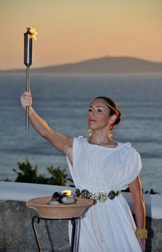 Artist performing at the amphitheater - Mykonos Grand Hotel & Resort Mykonos Luxury Hotels, Myconos, Mykonos Island, Outdoor Stone, Luxury Holidays, Social Events, Grand Hotel, Holiday Destinations, Resort Spa