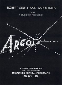 'Argo' won Best Picture, but would you have liked the (fake) original? #Argo #Oscars #MoviePoster