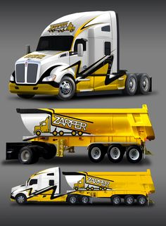 Designs | Make a new design for ZARFER trucks. | Car, truck or van wrap contest