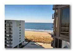 Ocean+City+Vacation+Rentals+|+The+9400+Condo+1003+|+Ocean+City+-+Oceanfront+Bldg+Side+View+|+Century+21+New+Horizon