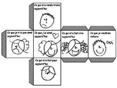 Communication non violente / cube des sentiments