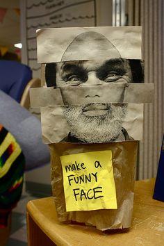 funny face day by kristin :: prairie daze, via Flickr