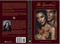 Book Cover for The Guardians Of The Sun-Star and Moon-Star. Edits done by Sylvie Gionet © Release date Valentine's Day or sooner