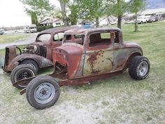 Vintage Cars, Antique Cars, Rust In Peace, Abandoned Cars, Car Makes, Kit Cars, Collector Cars, Barn Finds, Ford Models