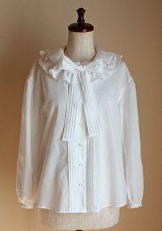 hakucho-sha blouse
