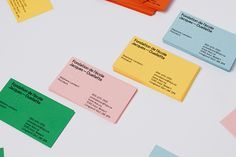 Jacques-Ouellette School Foundation by Simon Langlois and Raphaëlle Brillant — The Brand Identity Self Branding, Business Branding, Business Card Design, Business Cards, Corporate Branding, Logo Branding, Minimal Logo Design, Graphic Design Typography, Brand Identity Design