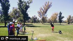 #Repost @montoya_pga with @repostapp.  Great day in the sun. Thank you to all who came out for the clinic today hosted by me and @ty_jess lots of fun and growing the sport of golf. Look out for next months clinic @talking_stickgc #GolfNative #scottsdalegolf #growthegame #PGA #LPGA #Nike #N7 #nativeamerican #nativestrongfamily #GolfandGrow #AZGolf