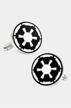 'Star Wars™ - Imperial Emblem' Cuff Links