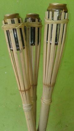 Bamboo Light, Bamboo Art, Bamboo Crafts, Bamboo Furniture, Garden Furniture, Furniture Stores, Cheap Furniture, Bamboo Landscape, Pvc Pipe Crafts