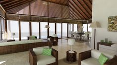 Bali House - prefab, ECO Cottages, Gazebos, Design