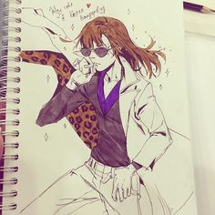 Drawing for a friend XD  Vanderwood forever