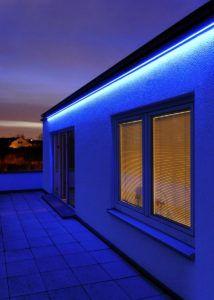 Outdoor Led Strip Lighting Ideas Led Exterior Lighting