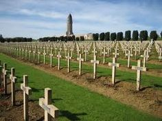/Verdun FranceWWI Cemetery.