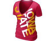 @Amanda Wallace Buy Nike NCAA Womens Deep V Blended T-Shirt T-Shirts Apparel and other Iowa State Cyclones products at CysLockerRoom.com