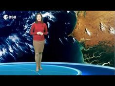 In the thirteenth edition of Earth from Space Kelsea Brennan-Wessels talks about an image of West Africa's coast along the Atlantic Ocean, pictured in the first image from Envisat's MERIS instrument nearly a decade ago.