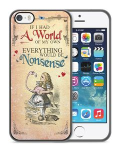 A personal favourite from my Etsy shop https://www.etsy.com/uk/listing/400570339/alice-in-wonderland-iphone-rubber-case