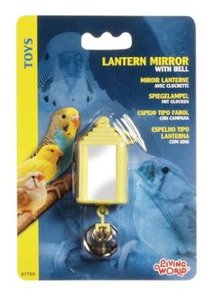 Living World Lantern Mirror with Bell >>> Continue to the product at the image link.Note:It is affiliate link to Amazon.