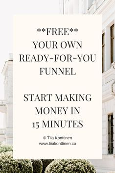 Start your very own income in 15 minutes. I literally made my first sale within one hour after I started. This is so easy, because the only thing you need to do, is to drive traffic. Everything else is done for you and waiting for you to get started. Make Money Blogging, Make Money From Home, Way To Make Money, Make Money Online, How To Create A Successful Blog, How To Start A Blog, Brave Quotes, Blog Names, Blog Topics