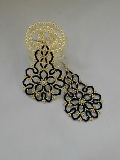 Hey, I found this really awesome Etsy listing at https://www.etsy.com/listing/232248653/royal-blue-lace-with-cream-seed-beads