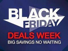 Amazon Black Friday Deals 2014