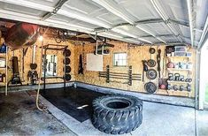 √ Best Home Gym Ideas and Gym Rooms for Your Training Ro.- √ Best Home Gym Ideas and Gym Rooms for Your Training Room Have a look on top residence health club suggestions from those of us that have actually been there as well as understand what works! Home Gym Basement, Home Gym Garage, Diy Home Gym, Home Gym Decor, Gym Room At Home, Best Home Gym, Home Gyms, Crossfit Garage Gym, Crossfit At Home
