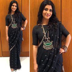 "1,104 Likes, 1 Comments - @theffjournal on Instagram: ""#KonkonaSenSharma 's look for #FilmfareAwards2018 Saree: @anavila_m - #konkona #india #bollywood…"""