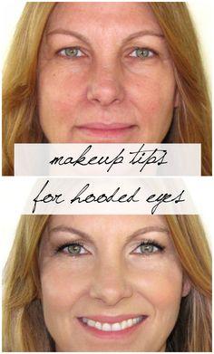 makeup hooded eyes
